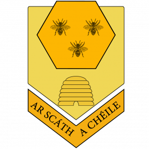 Tribes Beekeepers Association Logo